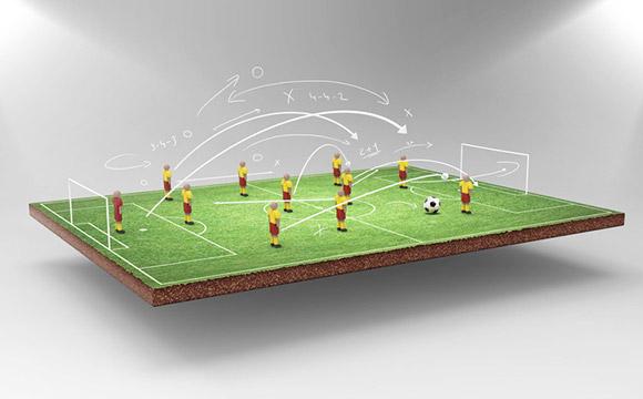 サッカー戦略